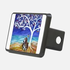 Basset Hound Spiritual Tree Hitch Cover