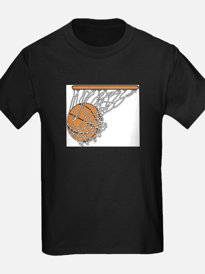 Basketball117 Ash Grey T-Shirt