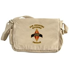 SOF - 5th ID - LRRP - Vietman Messenger Bag