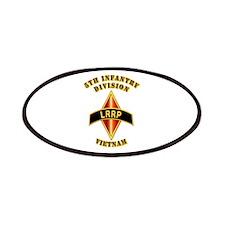 SOF - 5th ID - LRRP - Vietman Patches