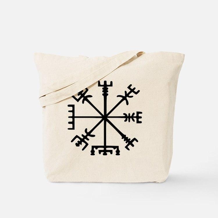 Aegishjàlmr, Helm of Awe Tote Bag