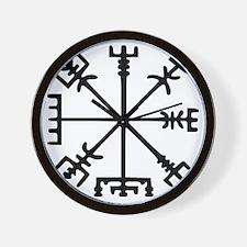 Aegishjàlmr, Helm of Awe Wall Clock