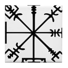 Aegishjàlmr, Helm of Awe Tile Coaster