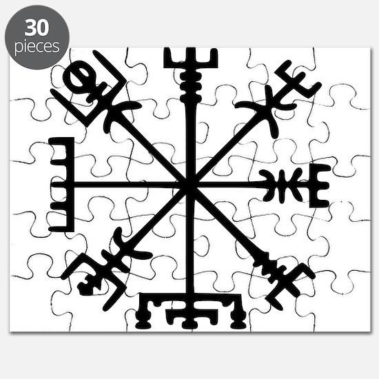 Aegishjàlmr, Helm of Awe Puzzle