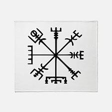Aegishjàlmr, Helm of Awe Throw Blanket