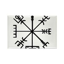 Aegishjàlmr, Helm of Awe Rectangle Magnet