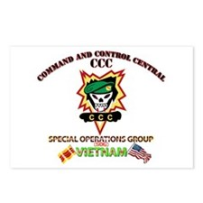SOG - Command and Control Central Postcards (Packa