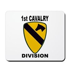 1ST CAVALRY DIVISION Mousepad
