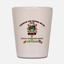 SOG - Command and Control South (CCS) Shot Glass