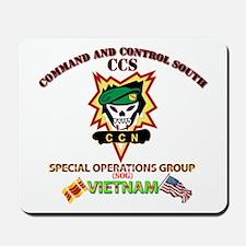 SOG - Command and Control South (CCS) Mousepad
