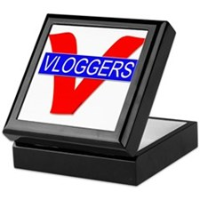 V for Vloggers Keepsake Box