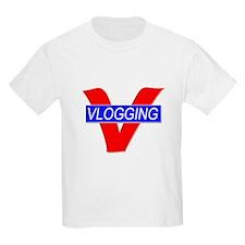 V for Vlogging T-Shirt