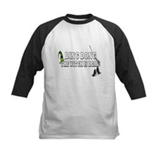 Ding Dong the Witch is Dead Baseball Jersey