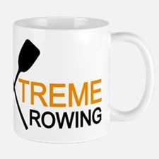 extreme rowing Small Small Mug
