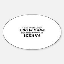 Iguana pet designs Decal