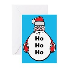 You have been Ho'ed! Christmas Cards (Pack of 10)