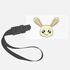 Cute bunny Luggage Tag