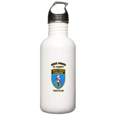 SOF - Mike Force - II Corps Water Bottle