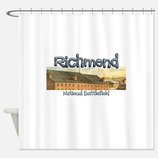 ABH Richmond Shower Curtain
