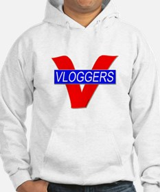 V for Vloggers Hoodie