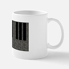 Elephant Piano Mug
