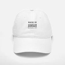 MADE IN 1952 100% ORIGINAL PARTS Baseball Baseball Baseball Cap