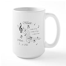 Music is Me Mug