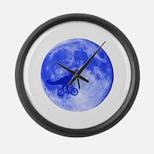 T-Rex Moon Large Wall Clock