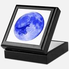 T-Rex Moon Keepsake Box