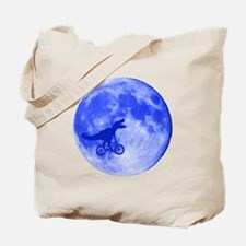 T-Rex Moon Tote Bag