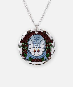 Miraculous Medal 2 Necklace