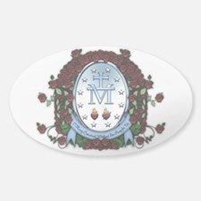 Miraculous Medal 2 Decal