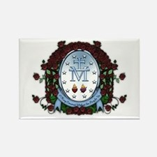 Miraculous Medal 2 Rectangle Magnet