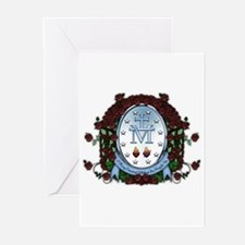 Miraculous Medal 2 Greeting Cards (Pk of 10)