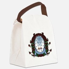 Miraculous Medal 2 Canvas Lunch Bag