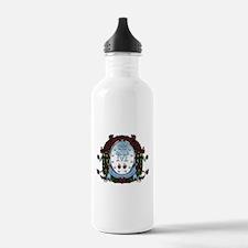 Miraculous Medal 2 Water Bottle