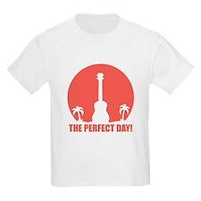 Perfect Sunset Ukulele T-Shirt