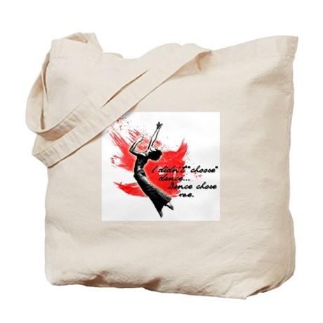 Why Dance Tote Bag