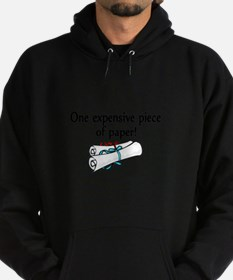 One expensive piece of Paper! Hoodie