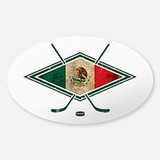 Hockey Sobre Hielo Mexico Decal