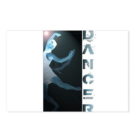 A Dancer Postcards (Package of 8)