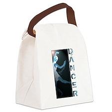 A Dancer Canvas Lunch Bag