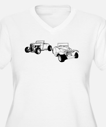 Roadsters parked T-Shirt