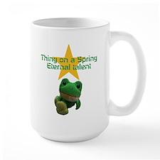Thing on a Spring - Eternal Talent Mug