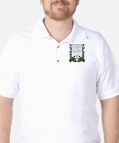 Hail Mary Golf Shirt