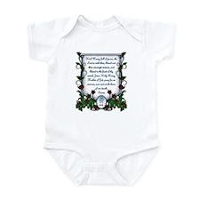 Hail Mary Infant Bodysuit