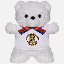 1st Battalion, 2nd Infantry Teddy Bear