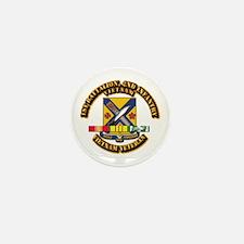 1st Battalion, 2nd Infantry Mini Button