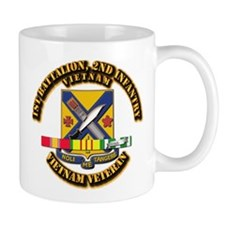1st Battalion, 2nd Infantry Mug