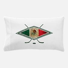 Hockey Sobre Hielo Mexico Pillow Case